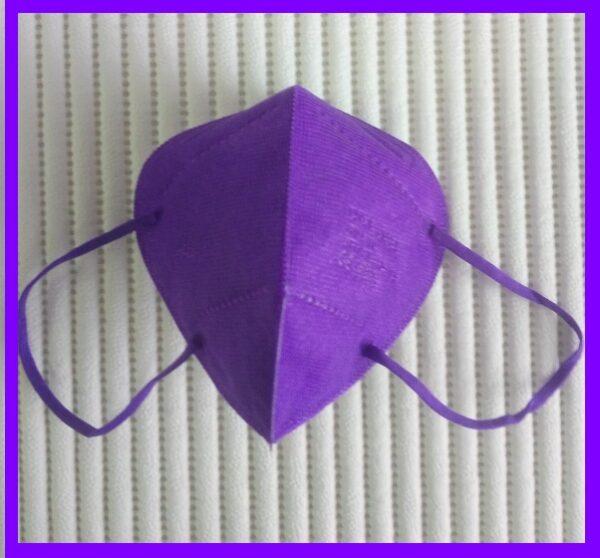 5er Pack FFP2 Maske CE Zertifiziert, 5lagig, Blitzversand DE Händler✅ FFP2 Masken Schwarz🖤Pink💖Blau💙 ✅Farbwahl 11