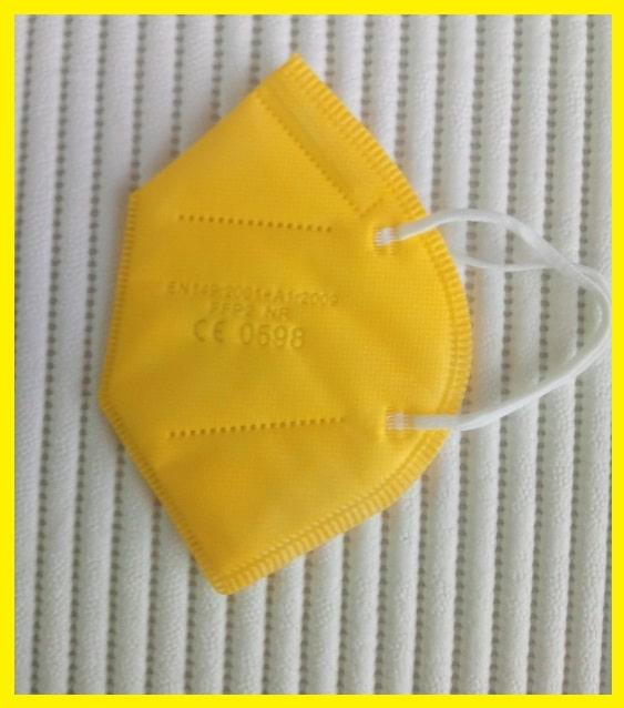 5er Pack FFP2 Maske CE Zertifiziert, 5lagig, Blitzversand DE Händler✅ FFP2 Masken Schwarz🖤Pink💖Blau💙 ✅Farbwahl 5