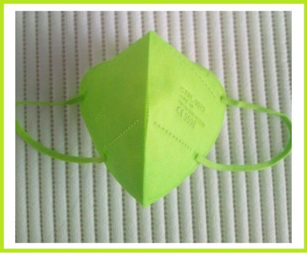 5er Pack FFP2 Maske CE Zertifiziert, 5lagig, Blitzversand DE Händler✅ FFP2 Masken Schwarz🖤Pink💖Blau💙 ✅Farbwahl 10