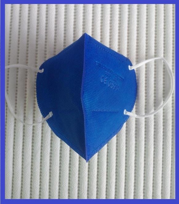 5er Pack FFP2 Maske CE Zertifiziert, 5lagig, Blitzversand DE Händler✅ FFP2 Masken Schwarz🖤Pink💖Blau💙 ✅Farbwahl 4